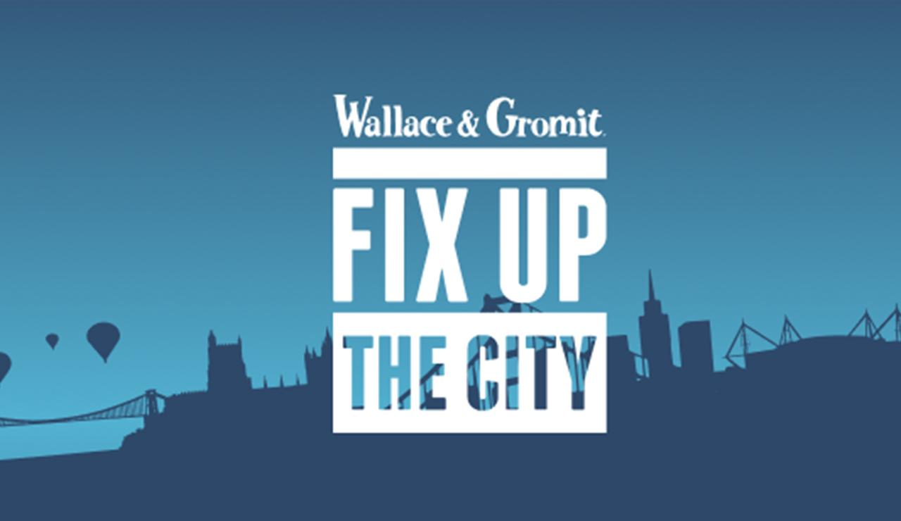 Take Part in Fix Up The City!