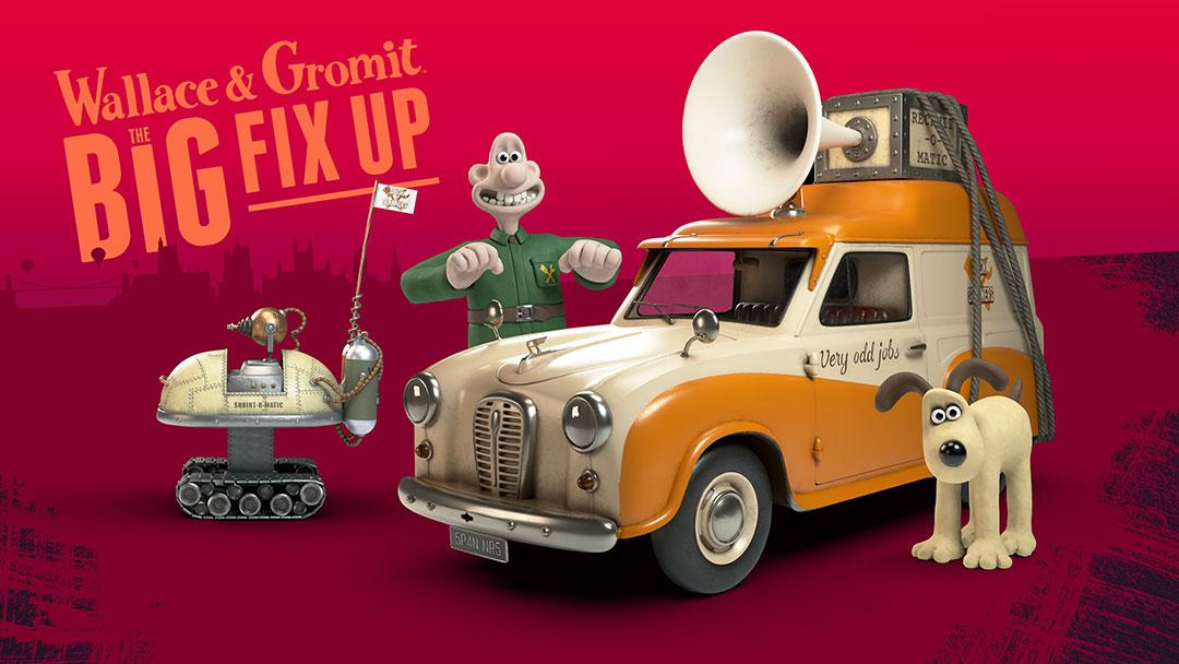 Join The Big Fix Up This Autumn!
