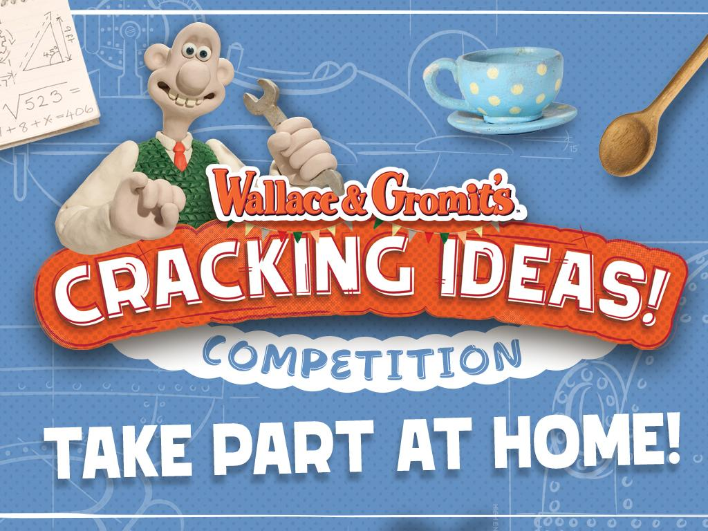 Cracking Ideas Activity