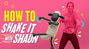 Dance Tutorial: Learn to Shake It With Shaun!
