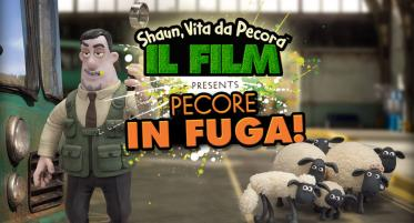 Pecore in Fuga!