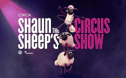 Shaun the Sheep's Circus Show - Coming
