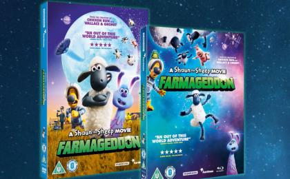 Farmageddon out now on DVD in the UK!